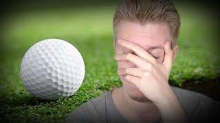 Typowy Pechowiec || Golf It