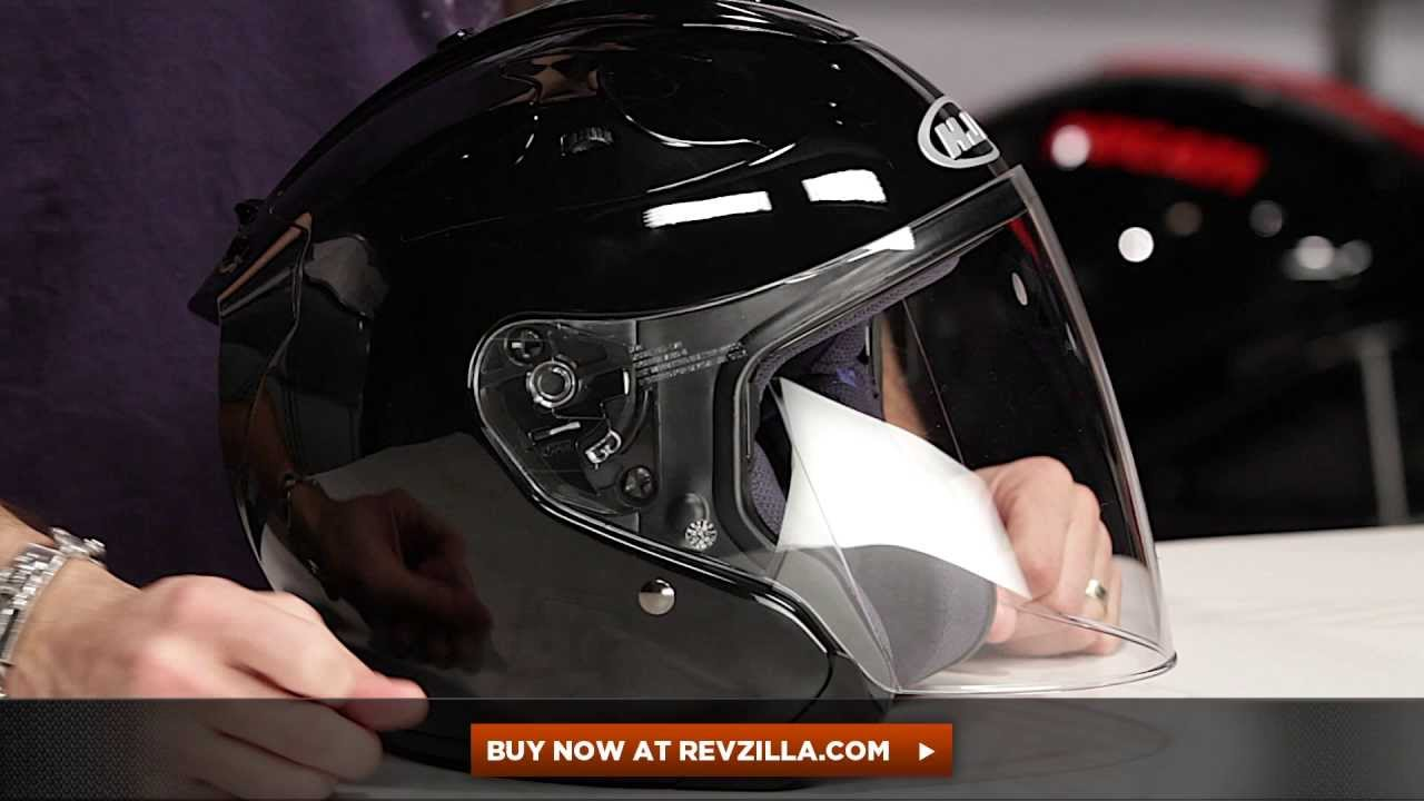 Hjc Fg Jet Helmet Review At Revzillacom Youtube