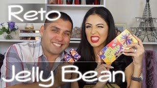 RETO..Jelly Bean Boozled