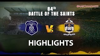Highlights – 84th Battle of the Saints – St. Joseph's College vs St. Peter's College