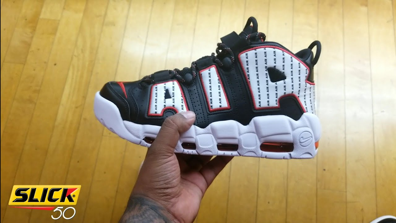 Nike Air More Uptempo + Air Max Penny 1 Pinstripe Pack