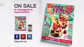 Better Homes and Gardens Magazine Australia TV Commercial