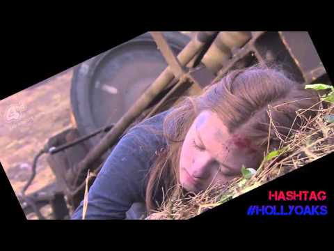 Hollyoaks Train crash:Power of Love
