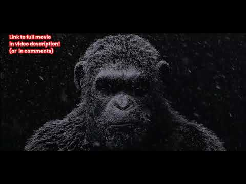WAR FOR THE PLANET OF THE APES Teaser Trailer 2017