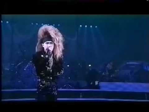 X Japan  Say Anything  Live 1991