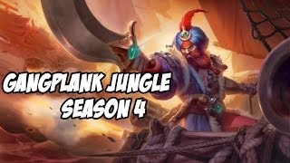 Gangplank Jungle - Season 4