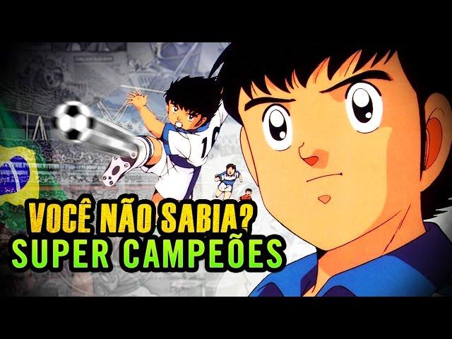 6126f4ce2a Super Campeões  veja o gameplay de Captain Tsubasa Fight Dream - Mobile  Gamer