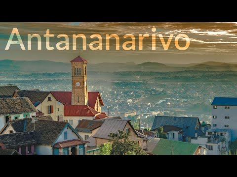 Madagascar Travel | The city of Antananarivo | Part 4 🇲🇬