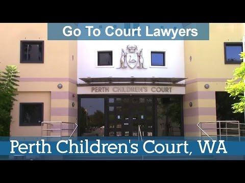 Perth Children's Court | Go To Court Lawyers I Perth, WA