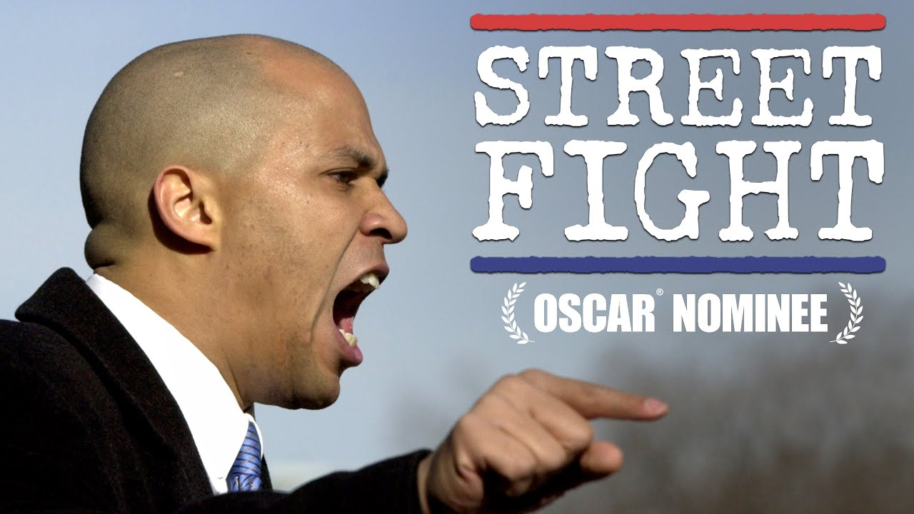 Street Fight - Oscar-Nominated Cory Booker Documentary - Full Film HD
