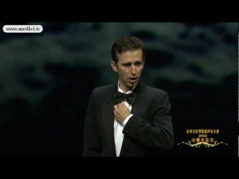 2012 Operalia Competition - Anthony Roth Costanzo - Tolomeo (HD)