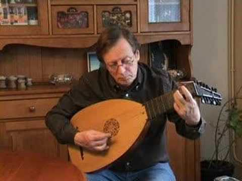 Packington's pound - Anonymous - lute