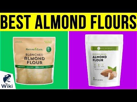 10-best-almond-flours-2019