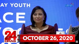 24 Oras Express: October 26, 2020 [HD]