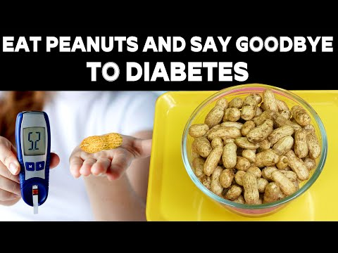 Eat Peanuts and Say Goodbye to Diabetes
