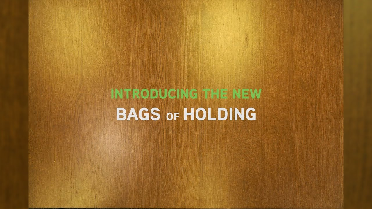 The New Bags Of Holding Line From Thinkgeek