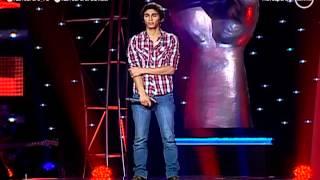 Audiciones a Ciegas - Programa 9 - Daniel Lazo se une al Equipo El Puma - Temporada 1