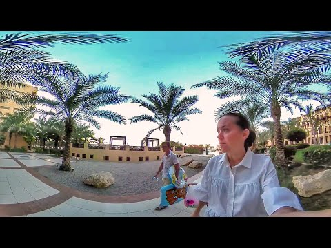 Видео 360 по отелю Hilton Ras al Khaimah Resort & SPA