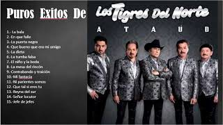 MIX TIGRES DEL NORTE PUROS EXITOS