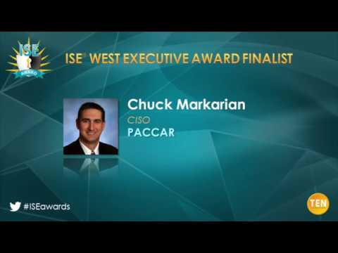 ISE West 2018 Executive Finalist - Chuck Markarian