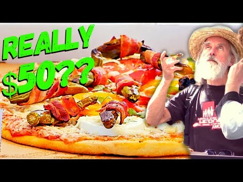 Turning A $5 Pizza Into A $50 Pizza
