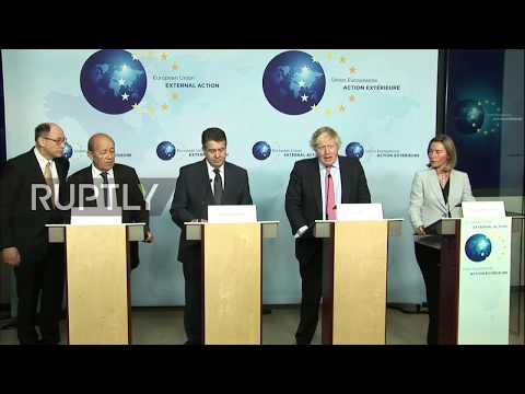 Belgium: Nuclear deal is 'working' – EU ministers praise success of JCPOA