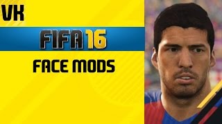 FIFA 16 PC Face Mods that are better than FIFA 17 Faces #1