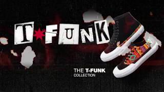 DC SHOES: INTRODUCING THE TFUNK COLLECTION