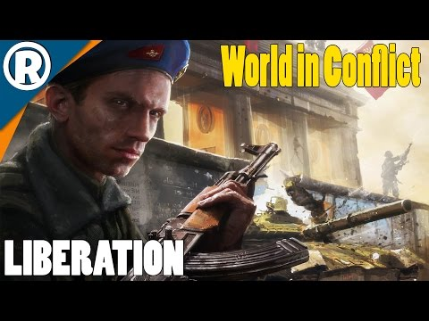 SOVIET INVASION - World in Conflict: Soviet Assault - Mission 1