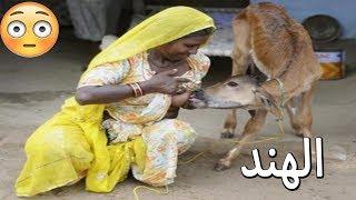 أغرب ما يمكن أن تشاهده في الهند | غرائب وعجائب المجتمع الهندي