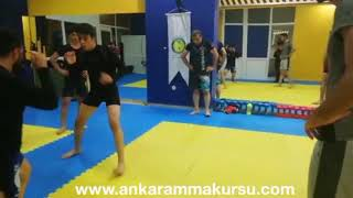 MMA ANKARA / ATOMICO TEAM