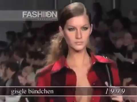 GISELE BUNDCHEN History 1998 2004 - Fashion Channel