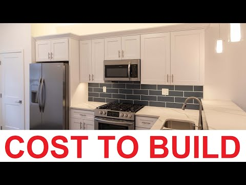 Cost To Build A House In 2020