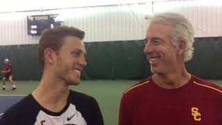 Thibault and Peter Recap USC's NCAA Round of 16 Win