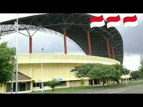 Stunami cup 2017.kondisi stadion harapan bangsa banda aceh