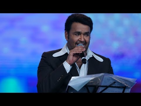 Amma Mazhavillu l Mohanlal as Rishi Kapoor, for super Hindi song l Mazhavil Manorama