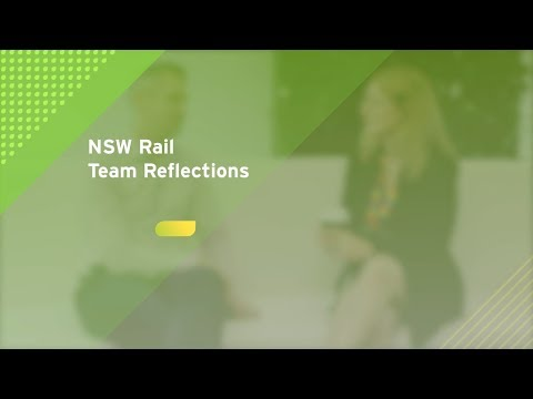 NSW Rail team – reflecting on growth and diversity