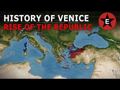 History of Venice: Rise to Glory
