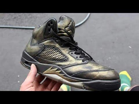 buy popular c8009 768b2 Custom Jordan 5