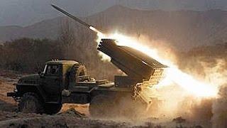 ШОК!! 19 июля 2014 в 15 часов ЖЕСТОКИЙ обстрел с ГРАДа города ГУКОВО