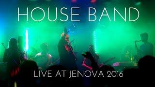 House Band - You Give Love A Bad Name (Bon Jovi Cover) - Live At Jenova2016