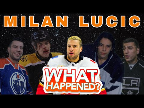 What Happened To Milan Lucic? Does he downright suck?
