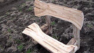 видео Как сделать дрова своими руками