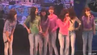 SNSD - Way To Go [accident]