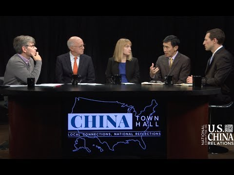 CHINA Town Hall 2019 With George Stephanopoulos