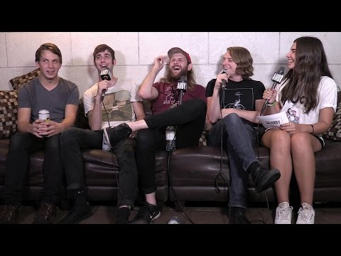 Interview with Sorority Noise (Round Two)