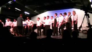 """I Am A Man Of Constant Sorrow"" Idyllwild Men's Choir 2015"