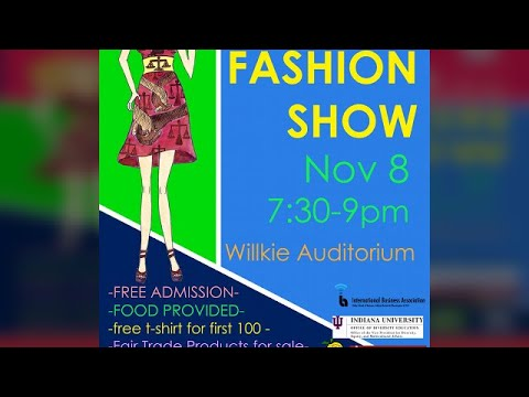 Catholic Student Association hosts fair trade fashion show