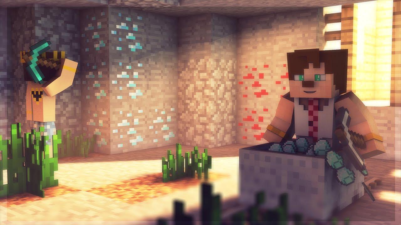 Lord of Minecraft -18- 1.9 Yenilikleri - Balıkçı İskelesi Yapıyoruz !