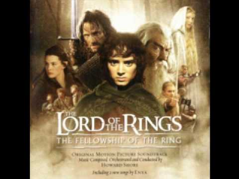 The Lord Of The Rings OST - The Fellowship Of The Ring - A Shortcut To Mushrooms mp3